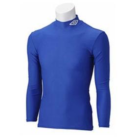 アンブロ Jr.L/Sパワーインナーシャツ(BLU・160) umbro サッカー・フットサル インナーウェア DS-UAS9300J-BLU-160 【返品種別A】