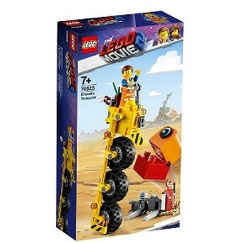 LEGO レゴ レゴ 70823 レゴムービー2 エメットのトライク