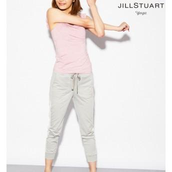 【サンアイリゾート サンアイミズギラクエン/San-ai Resort(三愛水着楽園)】 【JILL STUART yoga】サイドメッシュイジーパンツ