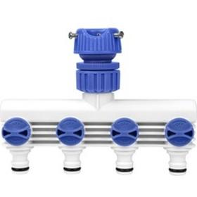 セフティー3 散水4分岐コネクター SSK-9D (1コ入)