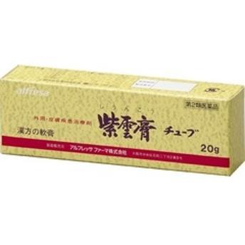 【第2類医薬品】紫雲膏チューブ (20g)
