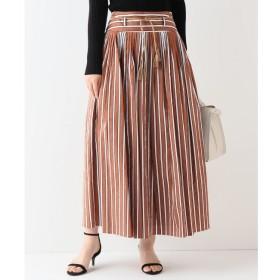 【イエナ/IENA】 MARGAUX TUCK PLEATS ロングスカート