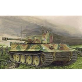 ドラゴンモデル 【再生産】1/35 WW. II ドイツ軍 ティーガーI 初期生産型ダス・ライヒ師団 TiKi (クルスクの戦い)【DR6885】 プラモデル DR6885 ドイツ ティーガーI 【返品種別B】