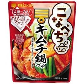 ミツカン こなべっち キムチ鍋つゆ (36g*4コ入)