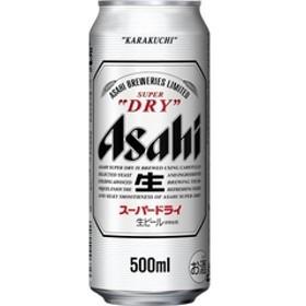 【ケース品】アサヒスーパードライ 500ml 6本パック×4