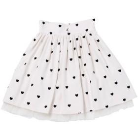 [マルイ] ビッグハートハイウエストスカート / mille fille closet/ロディスポット(LODISPOTTO)
