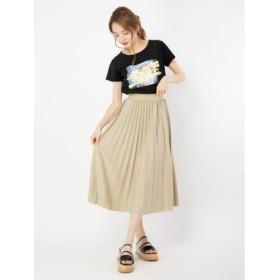 【セシルマクビー/CECIL McBEE】 プリーツスカート