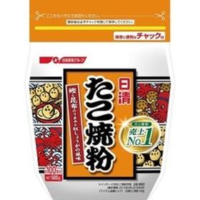 日清 たこ焼粉 (500g)
