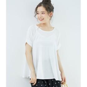 【ロペピクニック/ROPE' PICNIC】 ビッグシルエットTシャツ