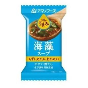 Theうまみ 海藻スープ 4g