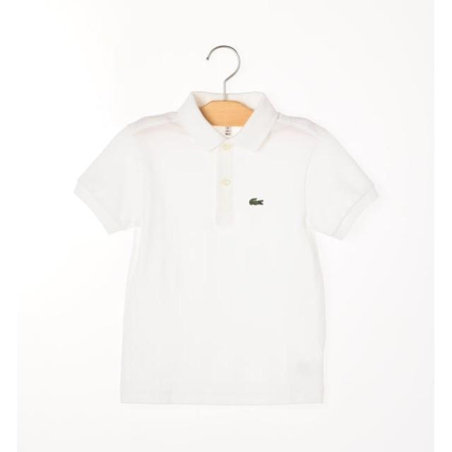 【シップス/SHIPS】 LACOSTE:ポロシャツ(100~130cm)