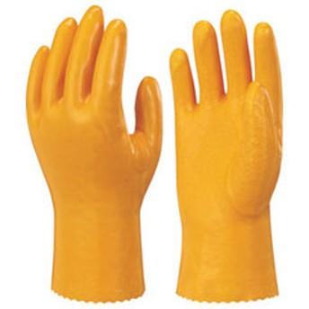 ショーワグローブ No40作業用手袋ハイロン#40 LLサイズ 塩化ビニール手袋 (裏布付) NO40LL 【返品種別A】