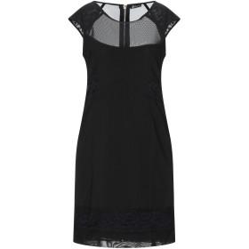 《期間限定セール開催中!》LA KORE レディース ミニワンピース&ドレス ブラック 40 ポリエステル 90% / ポリウレタン 10%