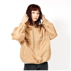 【エービーシー・マート/ABCマート】 Big Logo Girls Hoodie Jacket