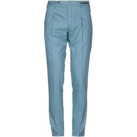 《期間限定セール開催中!》PT01 メンズ パンツ パステルブルー 46 バージンウール 98% / ポリウレタン 2%
