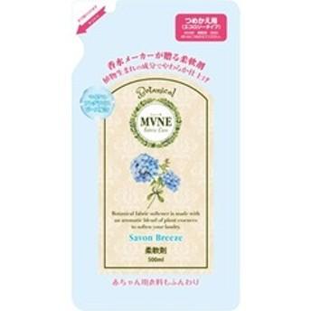 dポイントが貯まる・使える通販  ミューネ 柔軟剤 シャボンブリーズの香り つめかえ用 (500ml) 【dショッピング】 柔軟剤 おすすめ価格