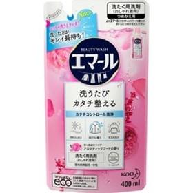エマール 洗濯洗剤 アロマティックブーケの香り 詰め替え (400mL)