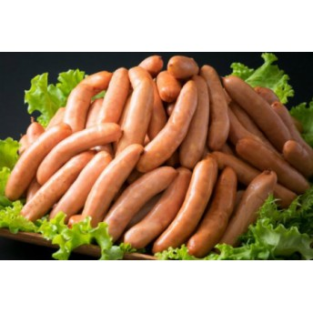 ピリッと1.5kg食べ放題!大分県産豚の明太子ウインナー