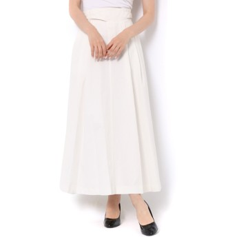 【テチチ/Te chichi】 綿ツイルグルカスカート