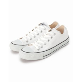 BOICE FROM BAYCREW'S CONVERSE CANVAS ALL STAR COLORS OX ホワイト 25