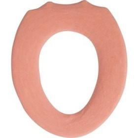 ツリーピース 便座カバー O型 ピンク (1枚入)
