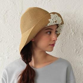 <AMACA/アマカ> 【Athena New York】Amanda 帽子(V5586128__) アイボリー 【三越・伊勢丹/公式】