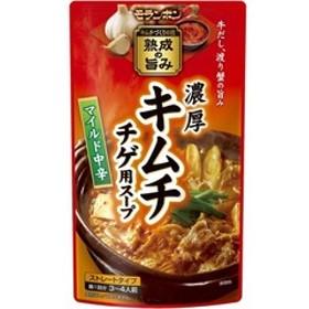 濃厚 キムチチゲ用スープ マイルド中辛 (750g)