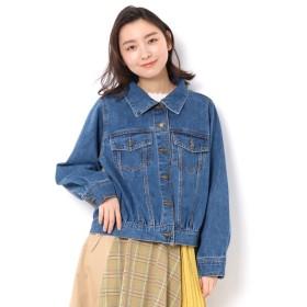 【レディアゼル/REDYAZEL】 BIGデニムジャケット