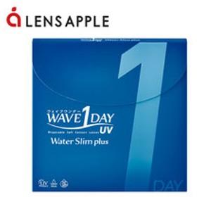 WAVEワンデー UV ウォータースリム plus 1箱