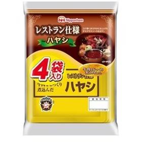 レストラン仕様ハヤシ (135g*4袋入)