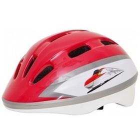 カナック企画 子供用ヘルメット E6系こまちヘルメット(こまちデザイン/50 56cm) H-002