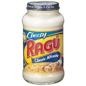 ラグー パスタソース クラシッククリーム&チーズ (454g)