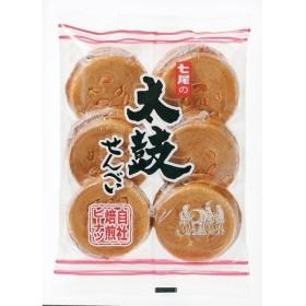 七尾製菓 太鼓せんべい 12枚