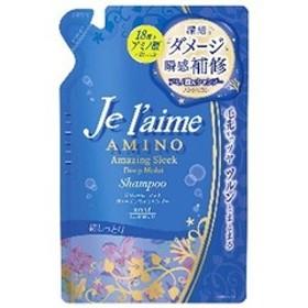 コーセーコスメポート Jelaime(ジュレーム)アミノ ダメージリペア シャンプー (ディープモイスト) つめかえ用(400ml)