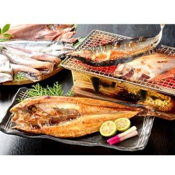 dポイントが貯まる・使える通販| 小樽海洋水産 (北海道)北海道産一夜干し詰合せ NO719 【dショッピング】 その他加工品 おすすめ価格