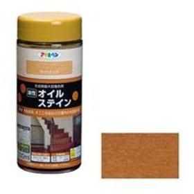 アサヒペン 油性 オイルステイン 300ml(ライトオーク) ユセイオイルステイン300ML LO 【返品種別B】