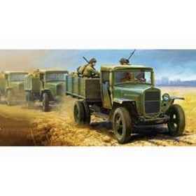 タミヤ 1/48 ソビエト 1.5トン カーゴトラック(1941年型)【32577】 プラモデル T 32577 1.5トン カーゴトラック 【返品種別B】