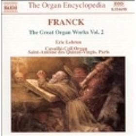 Franck: The Great Organ Works, Volume 2 CD