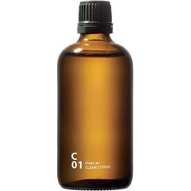 piezo aroma oil(スクエアー専用) Clean air(クリーンエアー) クリーンシトラス (100mL)