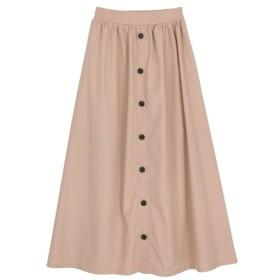 【ティティベイト/titivate】 フロントボタンスカート