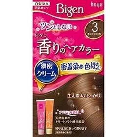 ホーユー 【Bigen】香りのヘアカラー クリーム 3 明るいライトブラウン ビゲンカオリクリーム3