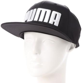 プーマ PUMA キャップ プーマ フラットブリム キャップ 021460