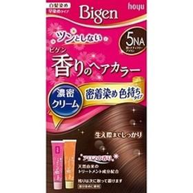 ホーユー 【Bigen】香りのヘアカラー クリーム 5NA 深いナチュラリーブラウン ビゲンカオリクリーム5NA