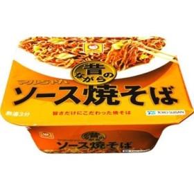 【12個入り】マルちゃん 昔ながらのソース焼そば カップ 132g