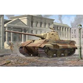 トランペッター 1/35 ドイツ軍 E-50 中戦車パンターII【01536】 プラモデル TR01536 E-50パン 【返品種別B】