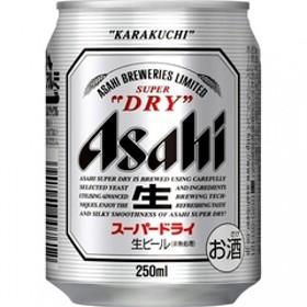 【ケース品】アサヒスーパードライ 250ml 24本入り