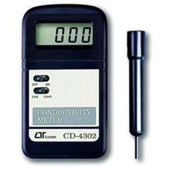 dポイントが貯まる・使える通販| マザーツール デジタル導電率計 CD-4302 【返品種別A】 【dショッピング】 工具 その他 おすすめ価格