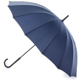 ダブリュピーシー w.p.c ユニセックス雨傘16本骨ネイビー (ネイビー)