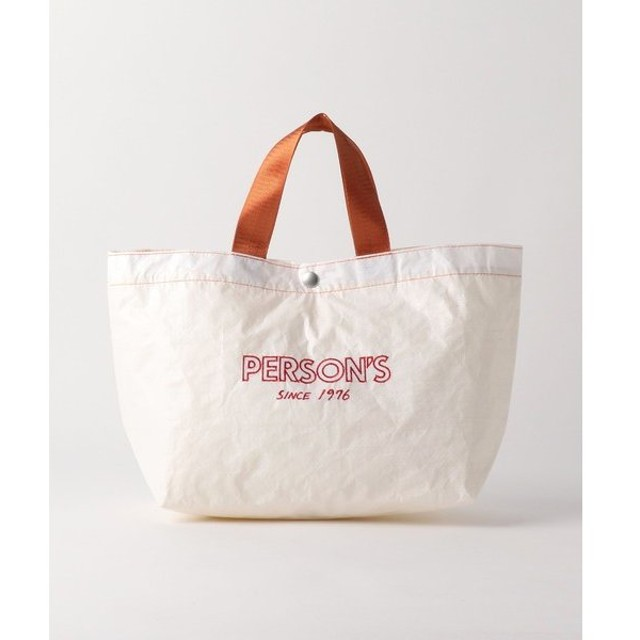 THE STATION STORE UNITED ARROWS LTD. / ザ ステーション ストア ユナイテッドアローズ <PERSON'S>PE COLOR トートバッグ