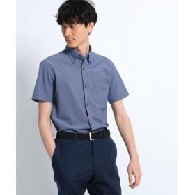 【55%OFF】 タケオキクチ CS_カノコジャージシャツ メンズ ネイビー(093) 03(L) 【TAKEO KIKUCHI】 【タイムセール開催中】